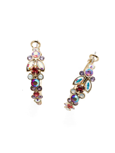Petronilla Hoop Earrings - EEA6BGISS