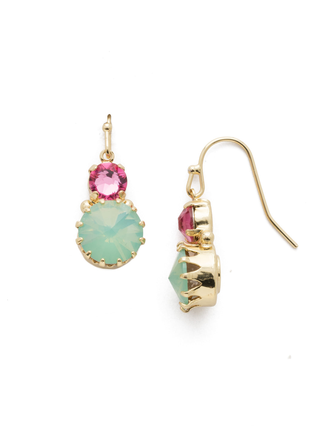 Adelina Dangle Earrings - EEA9BGCPO