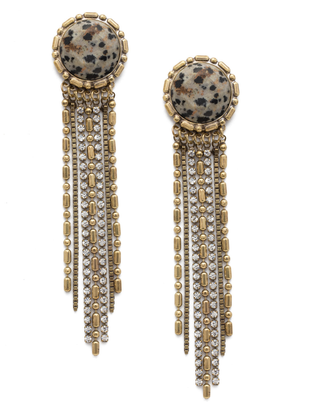 Solane Statement Earring - EEB42AGNEL