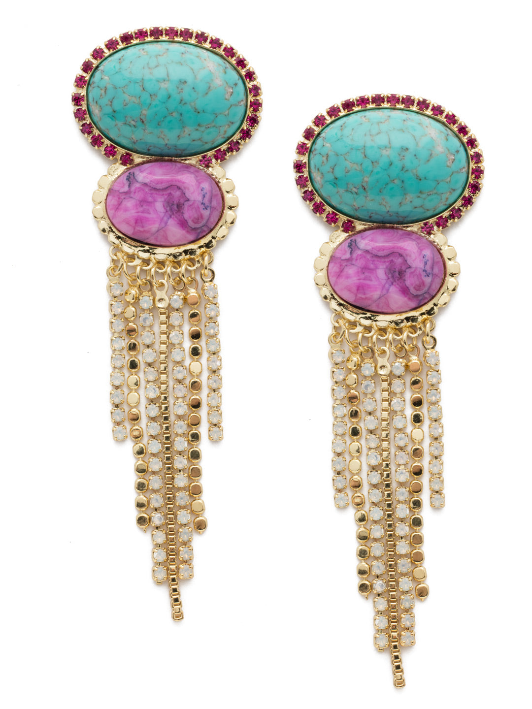 Malia Statement Earring - EEB44BGPRB