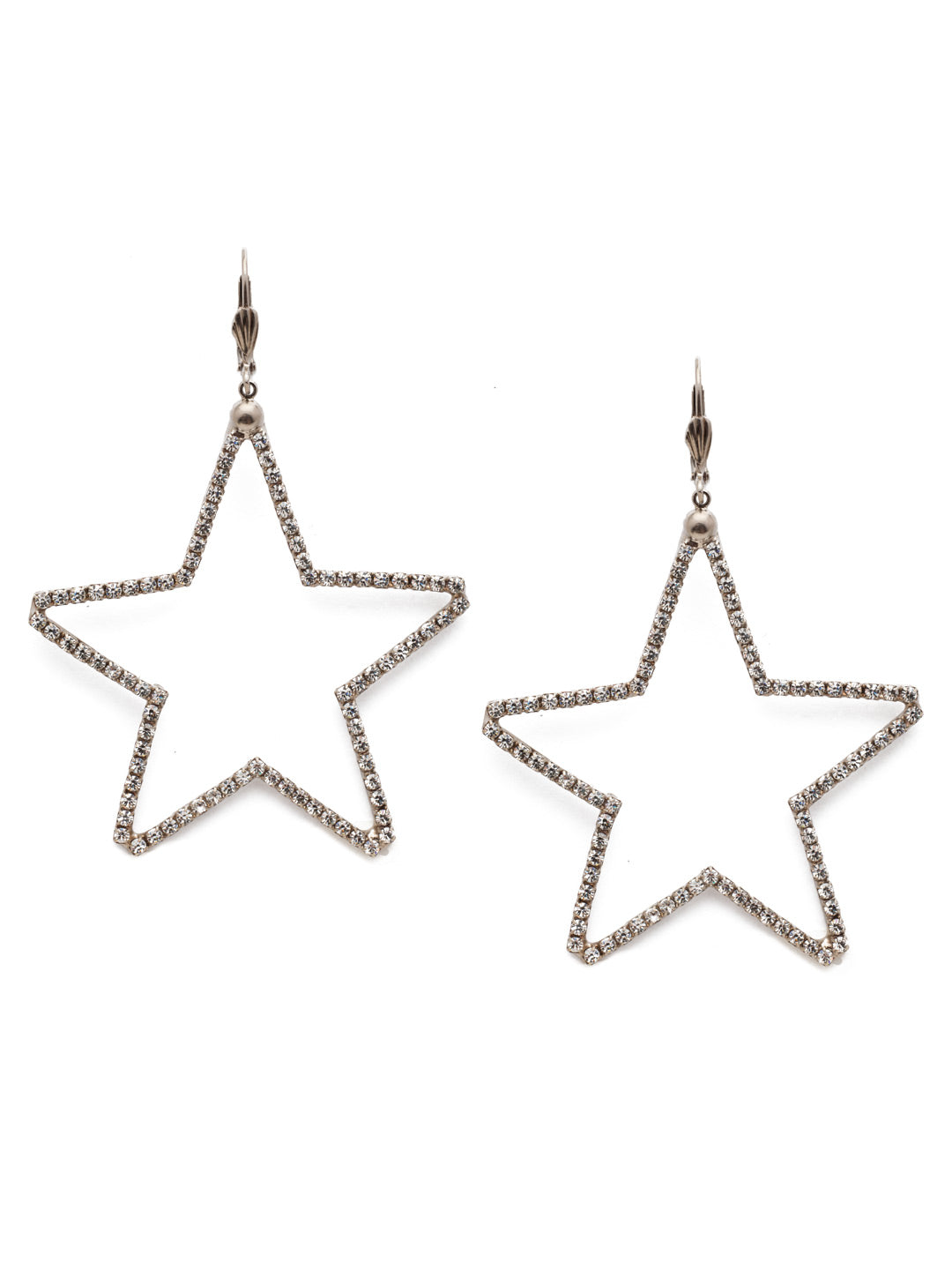 Starmont Statement Earring - EEB46ASCRY
