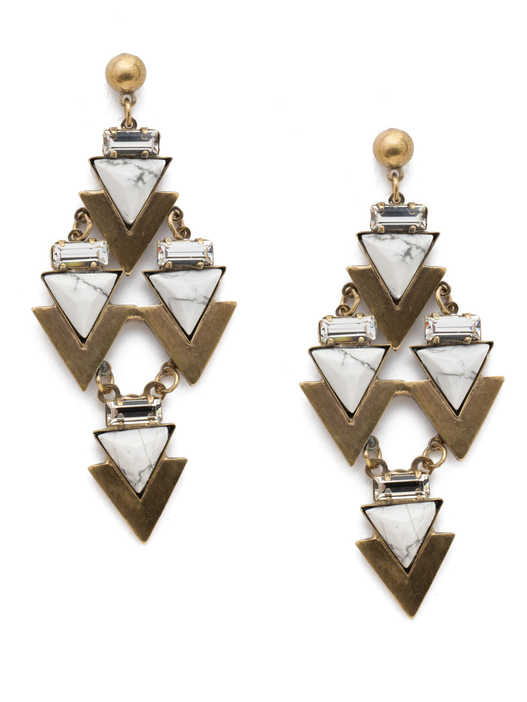 Eroh Statement Earring - EEB6AGIND