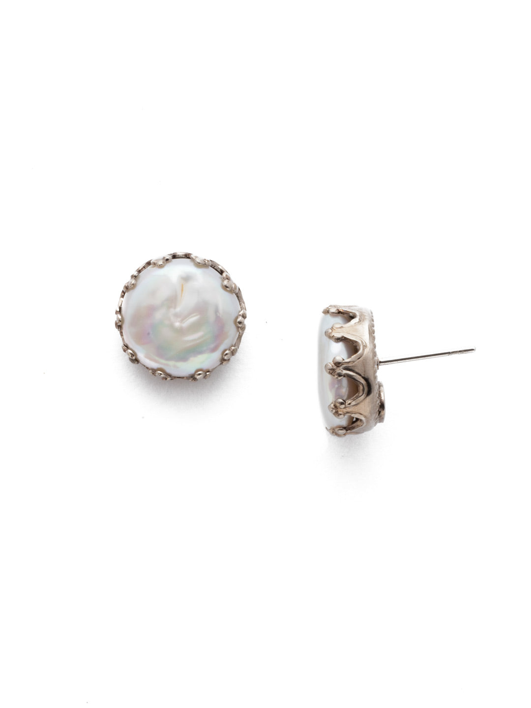 Isabella Stud Earrings - EEC15ASPLP
