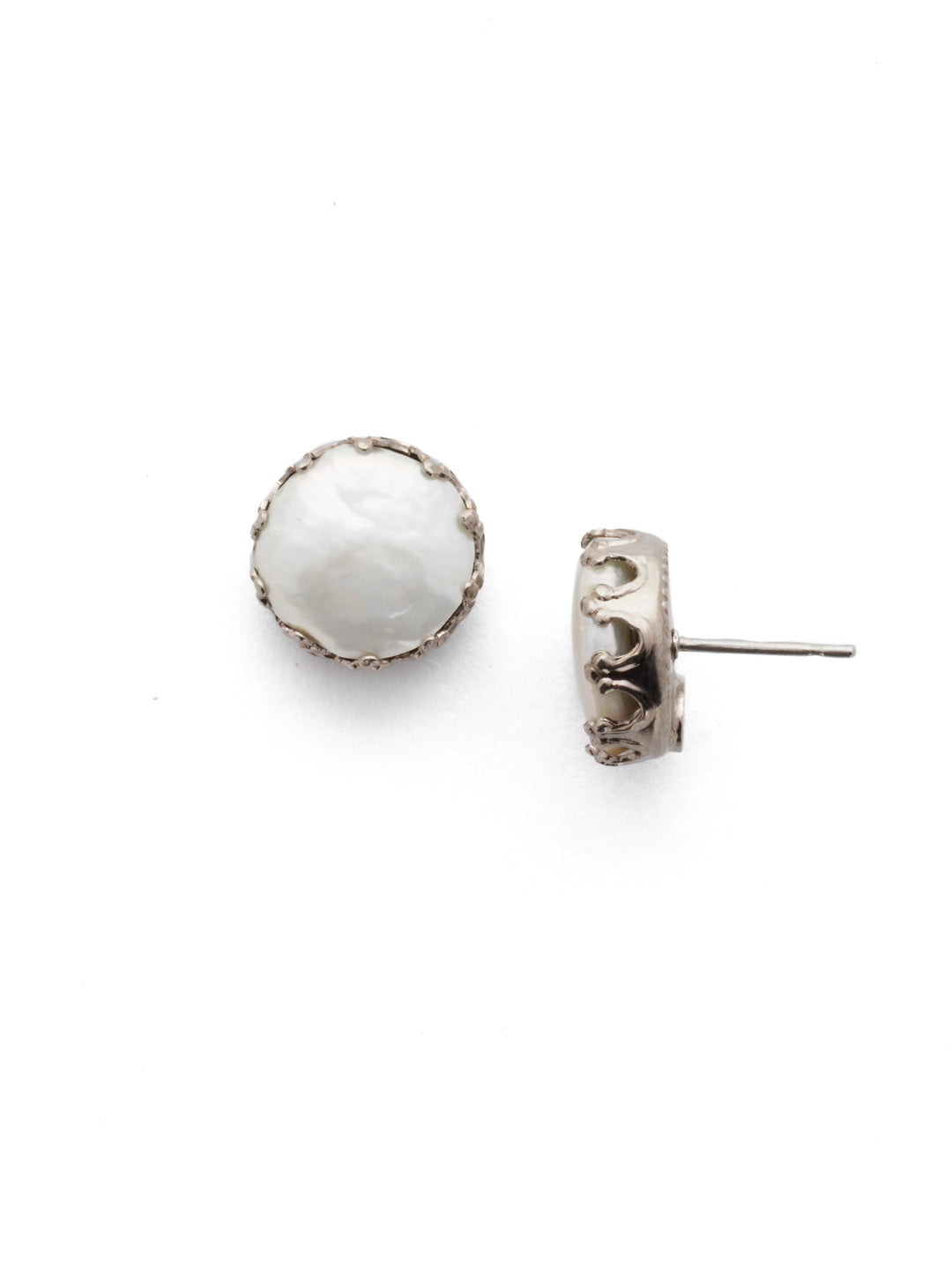 Isabella Stud Earrings - EEC15ASPLS