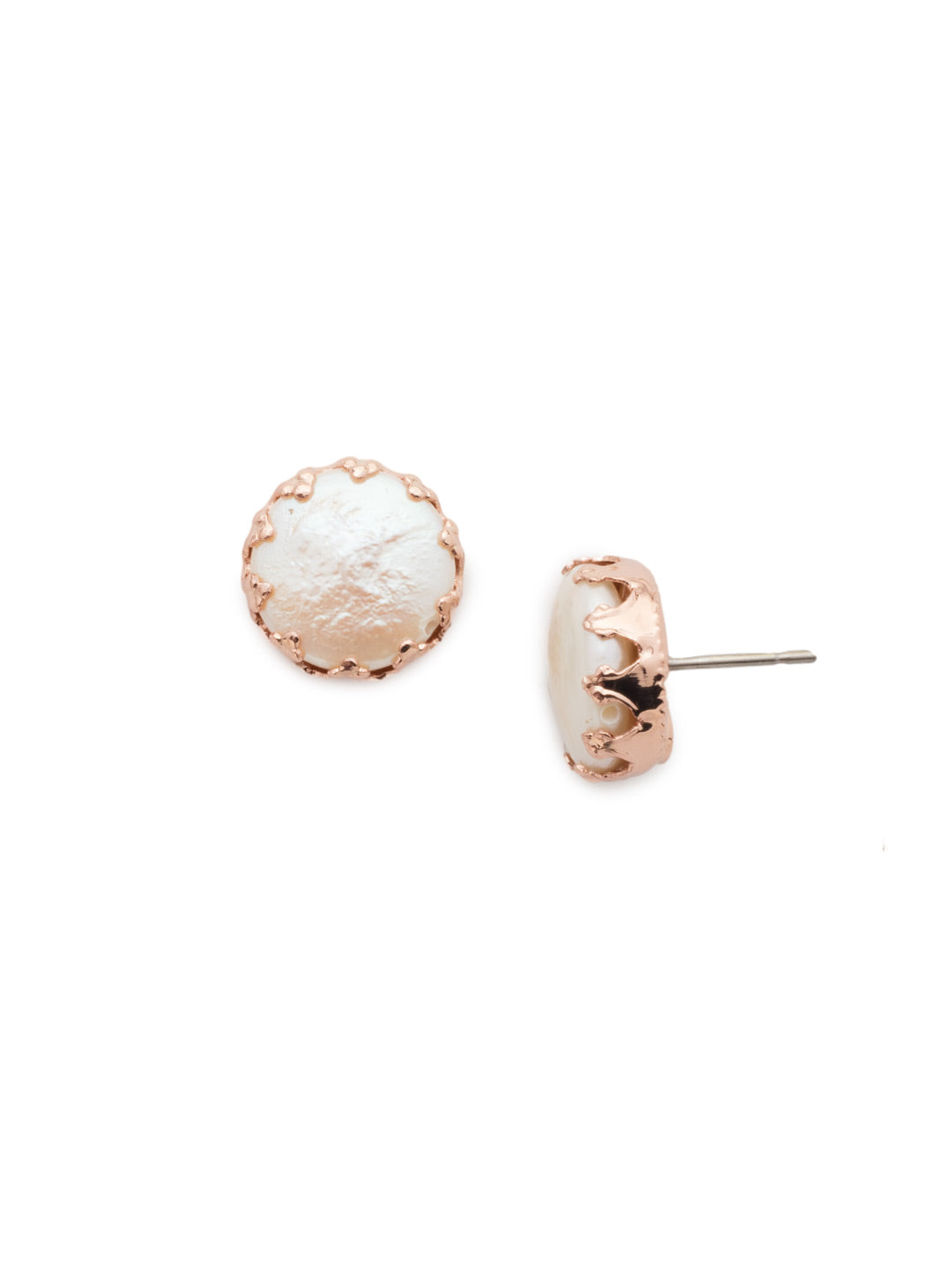 Isabella Stud Earrings - EEC15RGROG