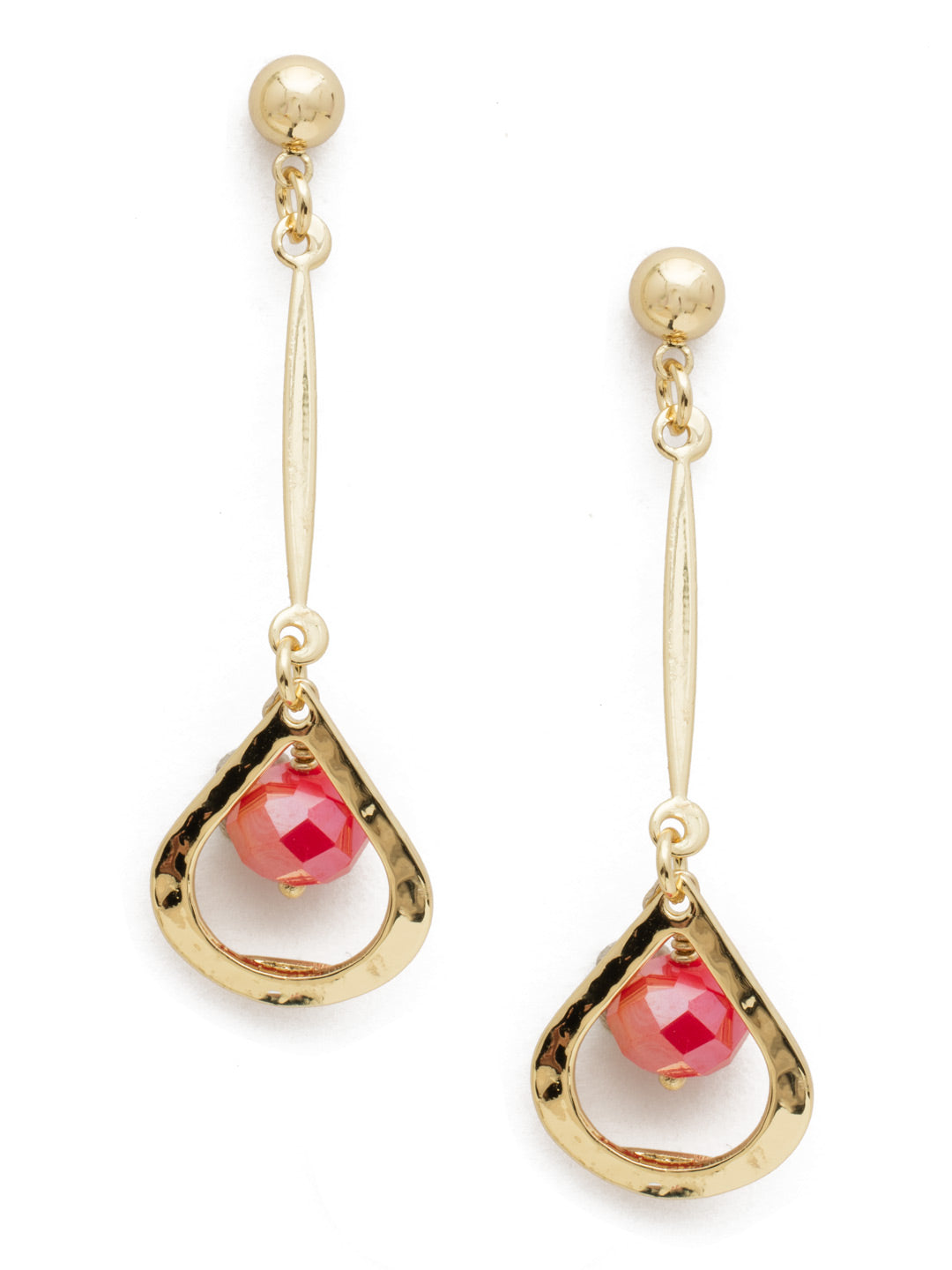 Roseta Dangle Earrings - EEC19BGISS