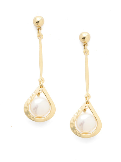 Roseta Dangle Earrings - EEC19BGPLP