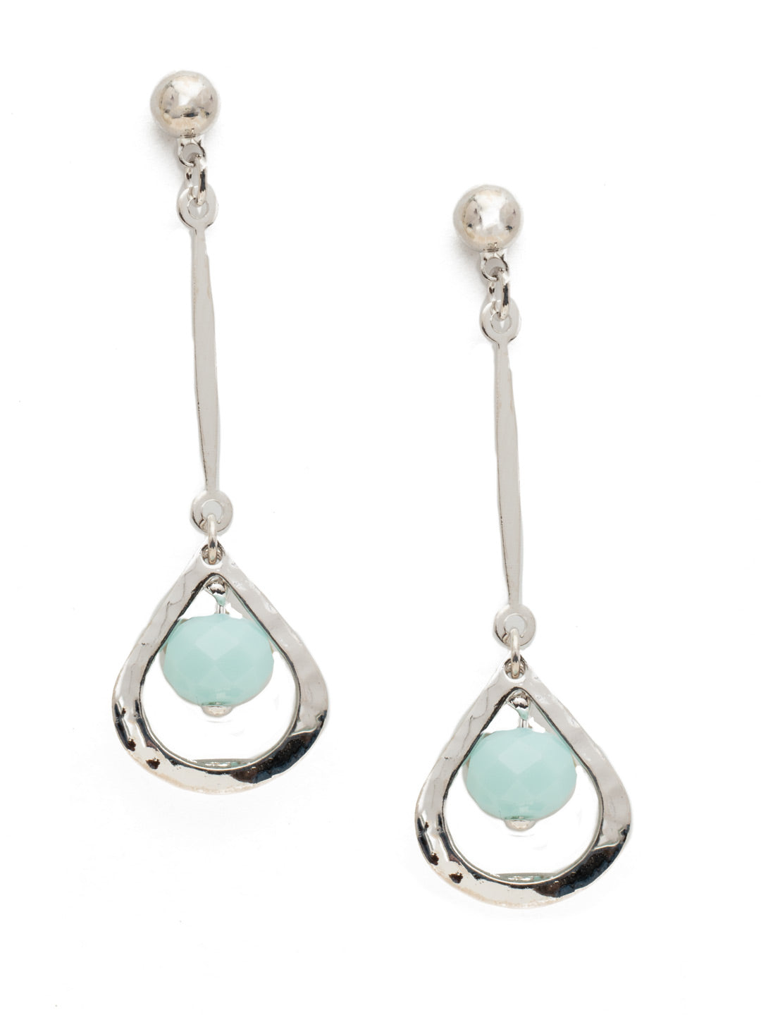 Roseta Dangle Earrings - EEC19RHSSU