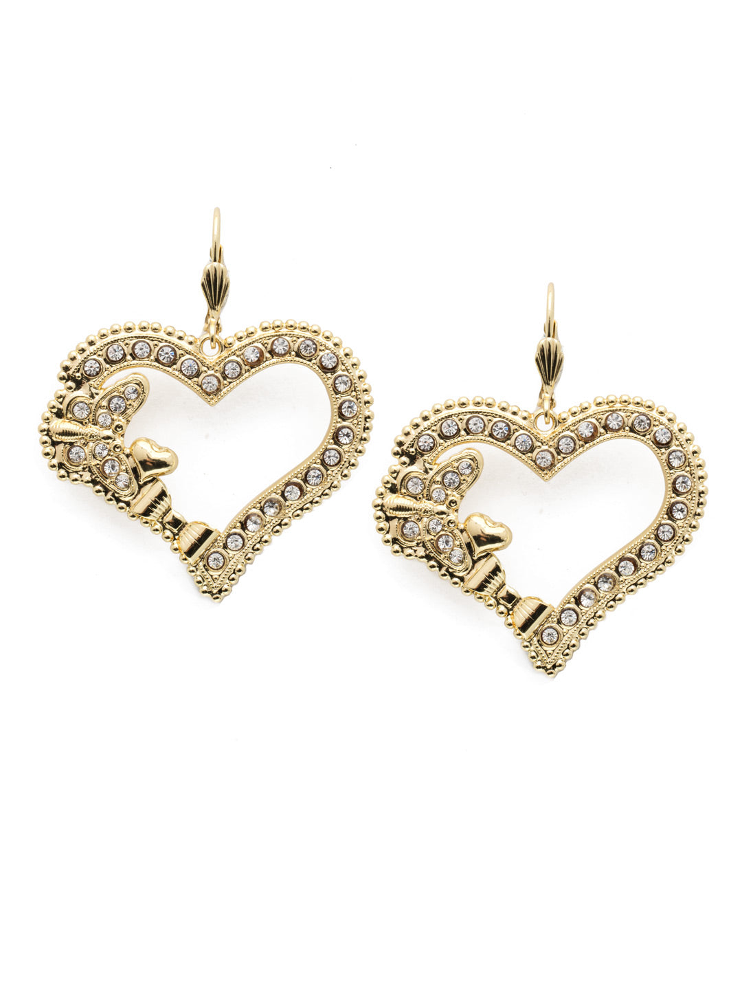 Suzette French Wire Earring - EEC25BGPLP