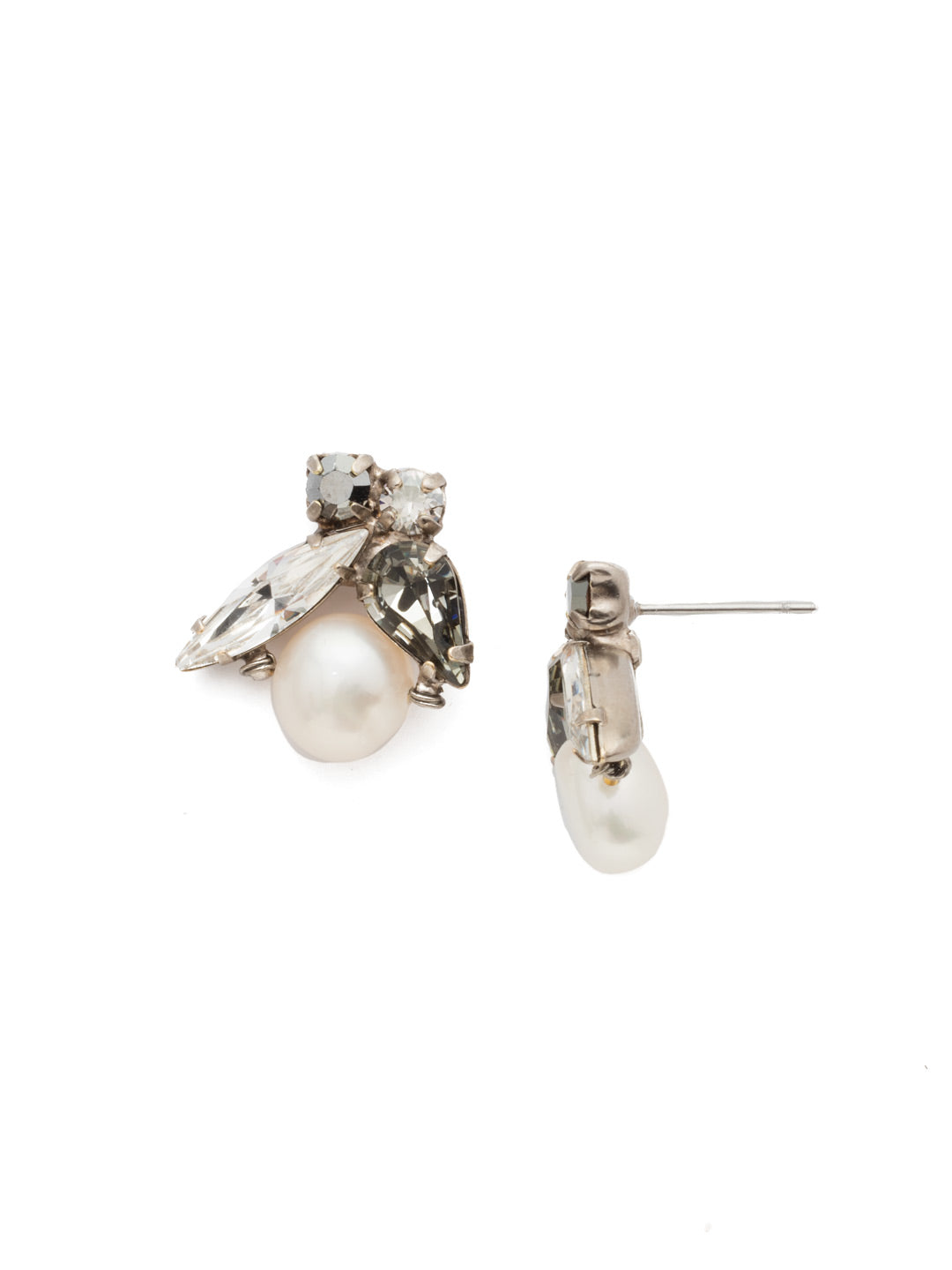 Elisa Stud Earrings - EEC5ASCRO