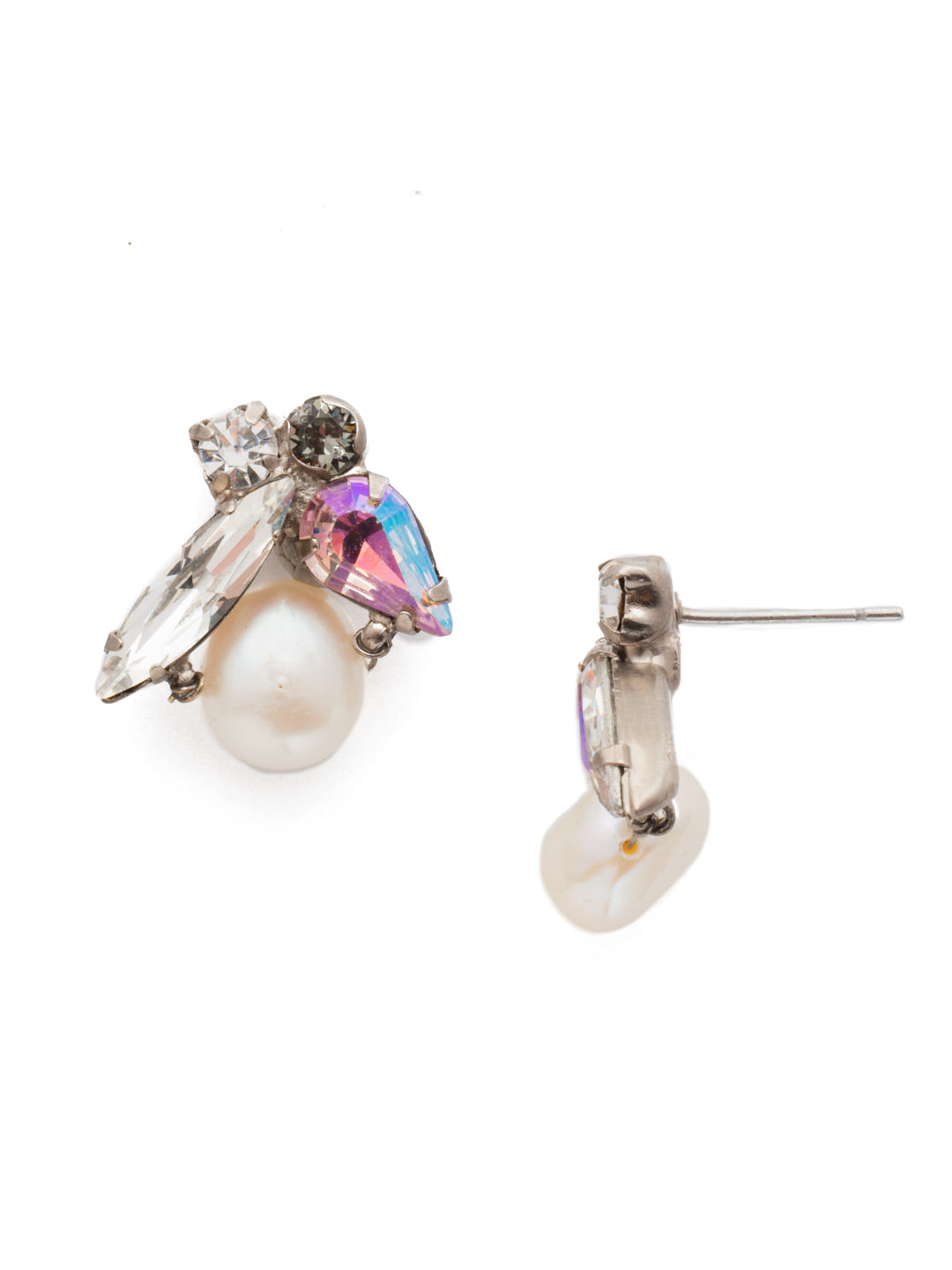 Elisa Stud Earrings - EEC5ASMP