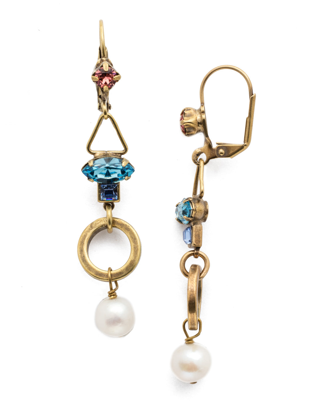 Aryana French Wire Earring - EEC6AGBHB