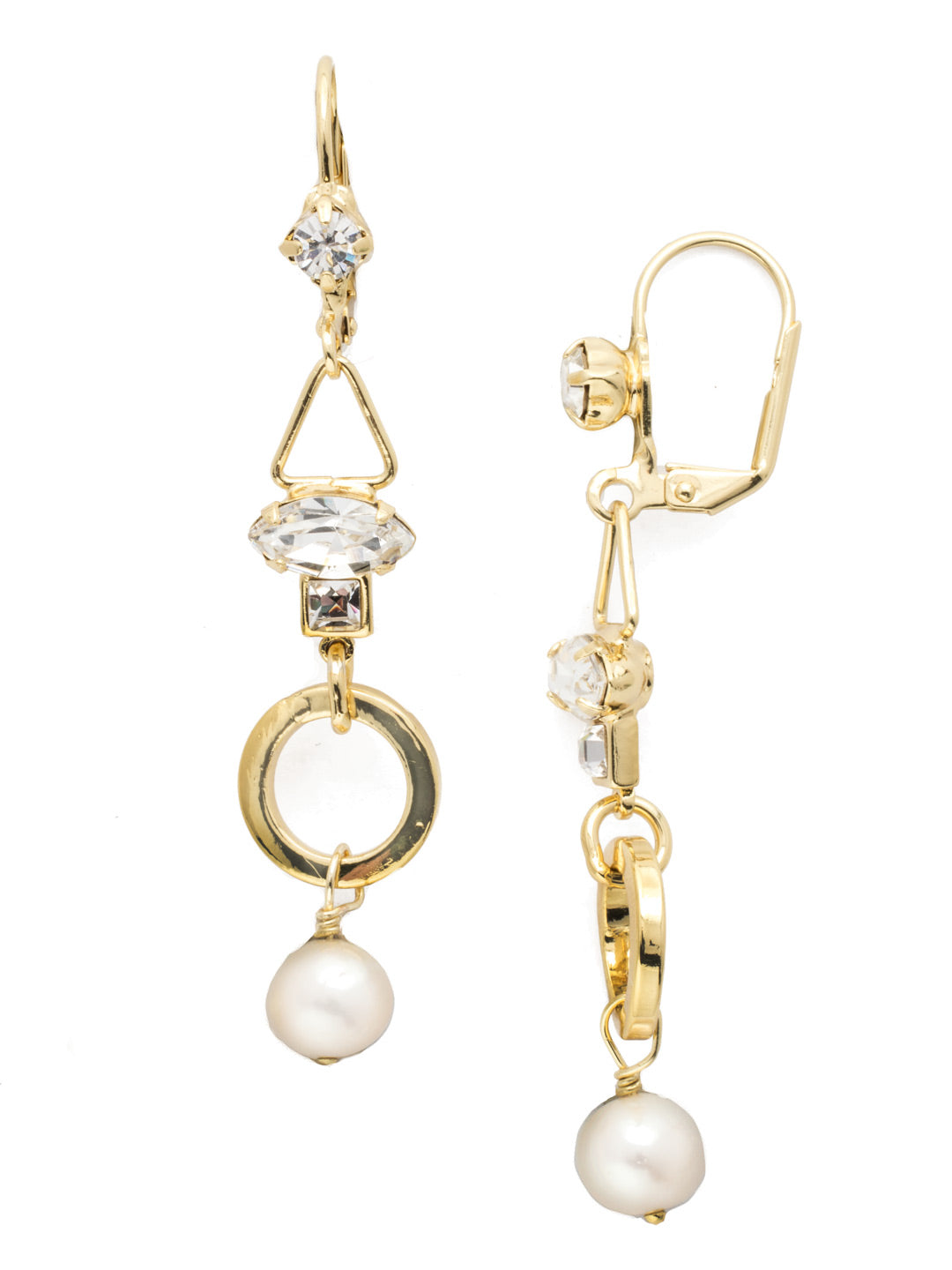 Aryana French Wire Earring - EEC6BGPLP