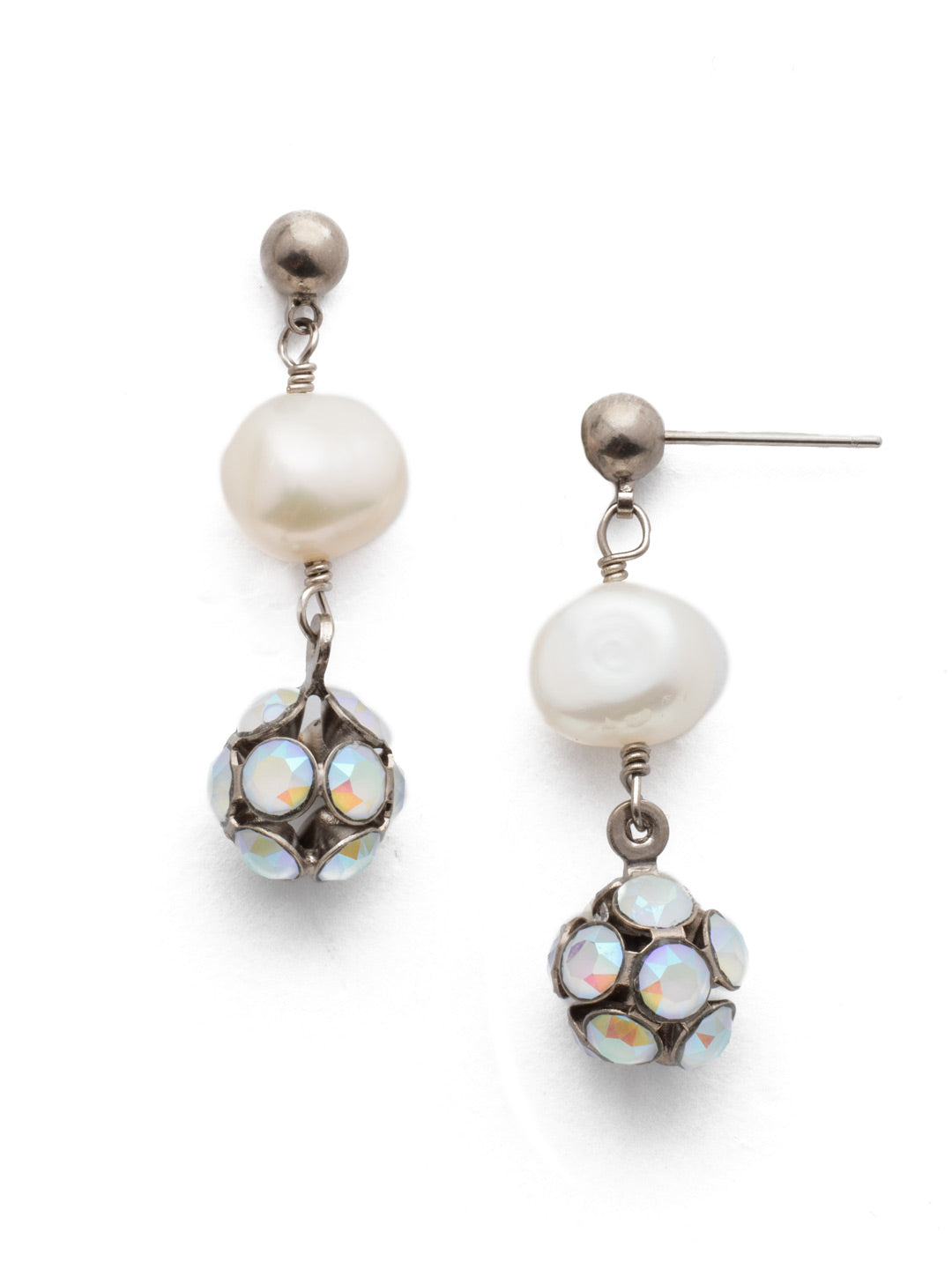 Cailey Dangle Earrings - EEF20ASGLC