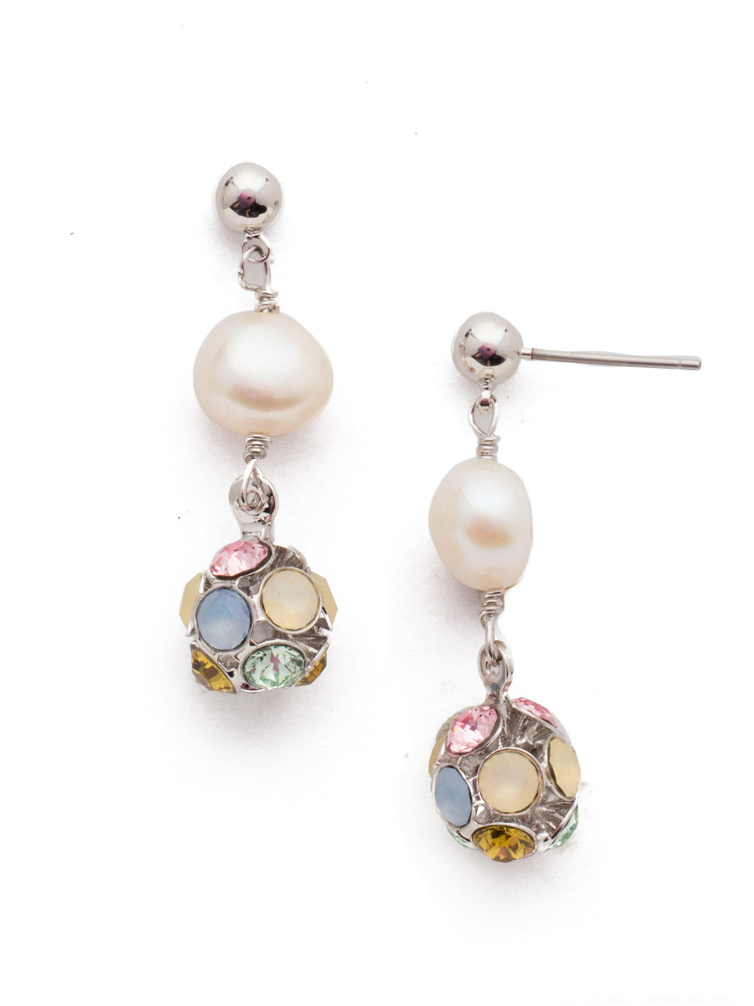 Cailey Dangle Earrings - EEF20RHSSU