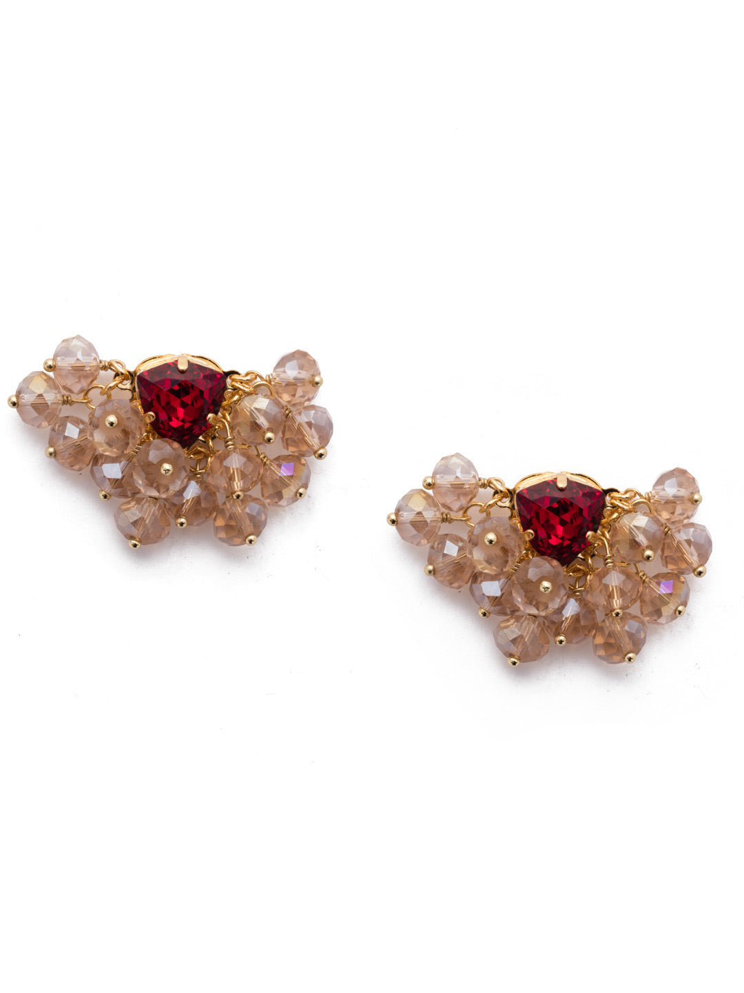 Brienne Stud Earrings - EEF42BGSRC