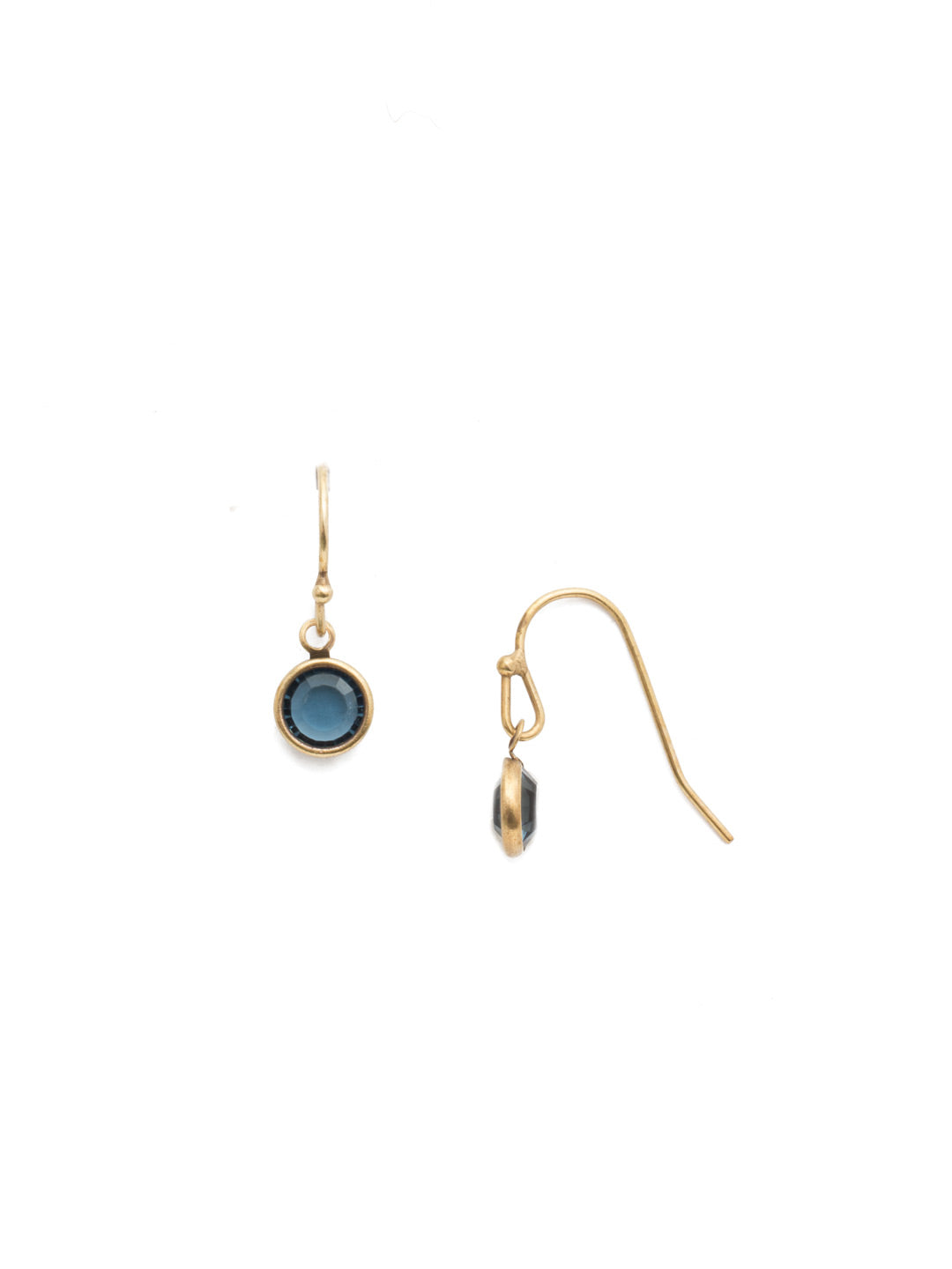 Dewdrop Dangle Earring - EEF73AGLNA