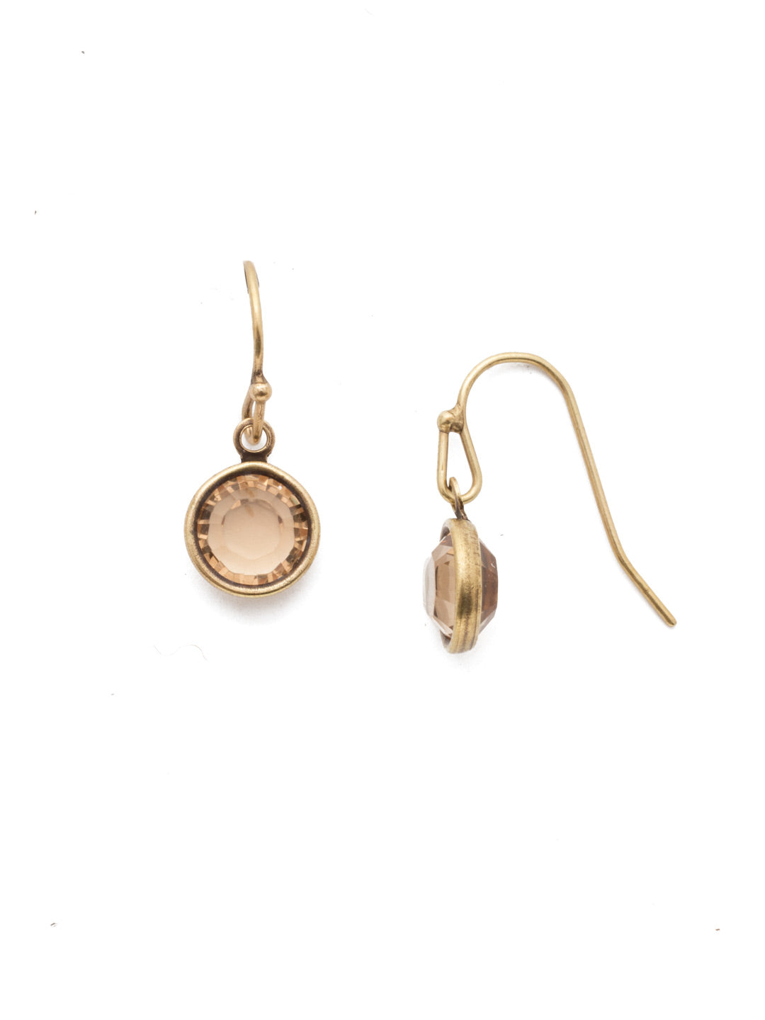 Dewdrop Dangle Earring - EEF73AGMMA