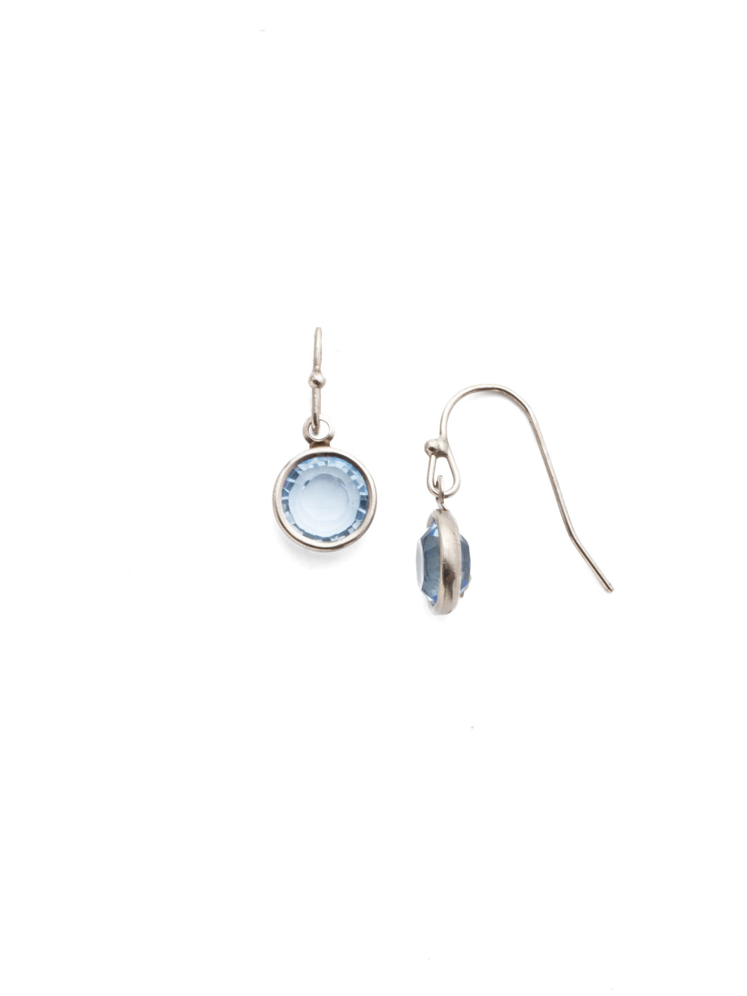 Dewdrop Dangle Earring - EEF73ASLTS
