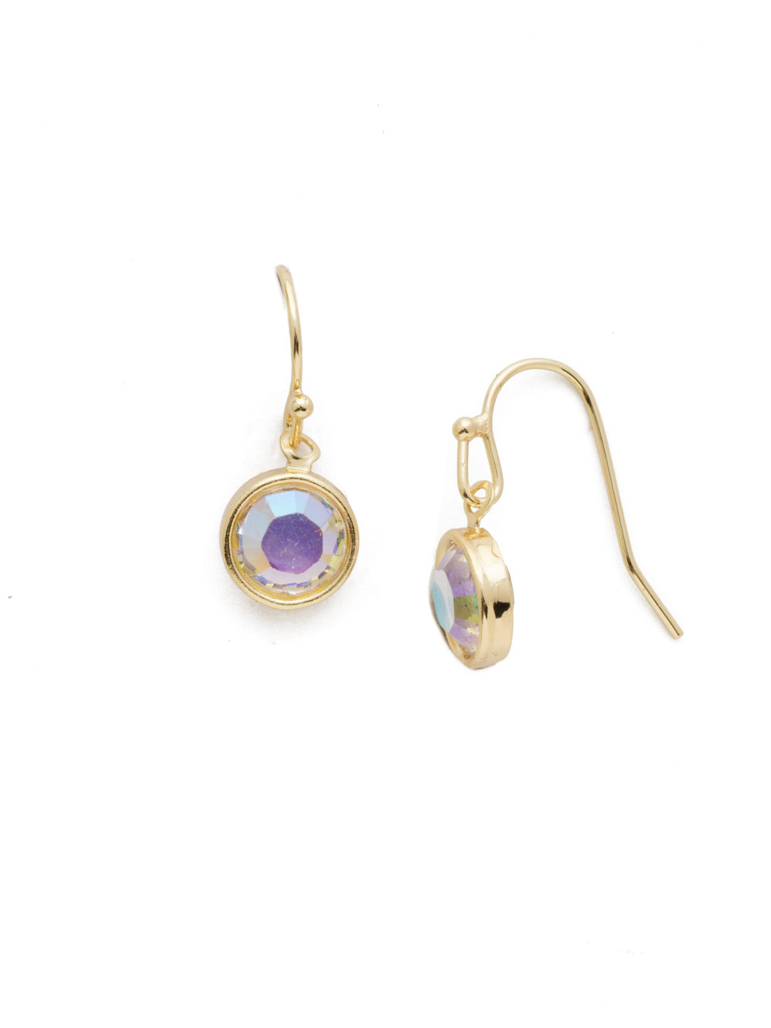 Dewdrop Dangle Earring - EEF73BGISS