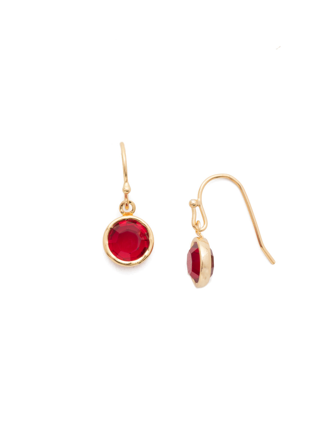 Dewdrop Dangle Earring - EEF73BGSRC