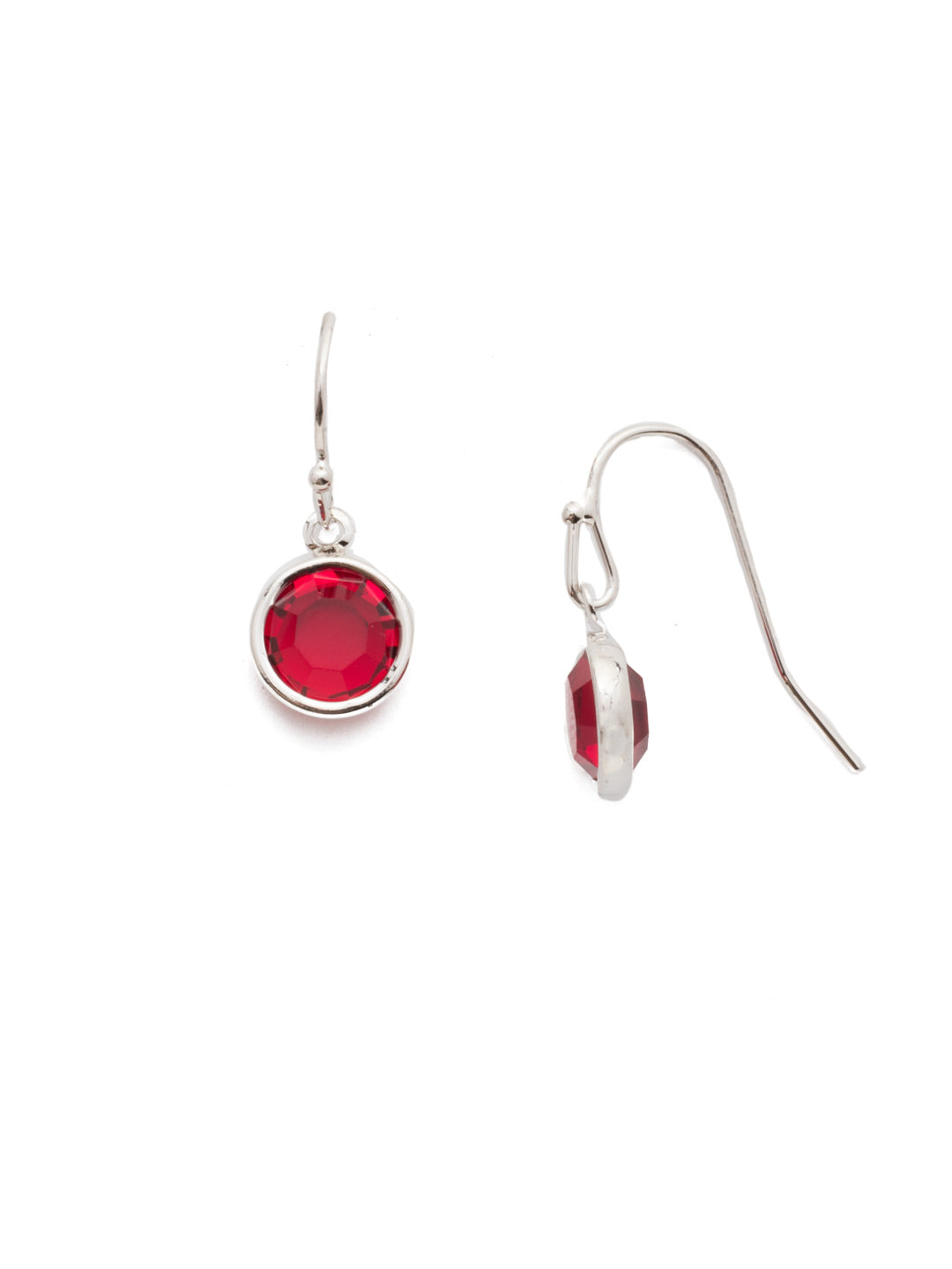 Dewdrop Dangle Earring - EEF73RHCP