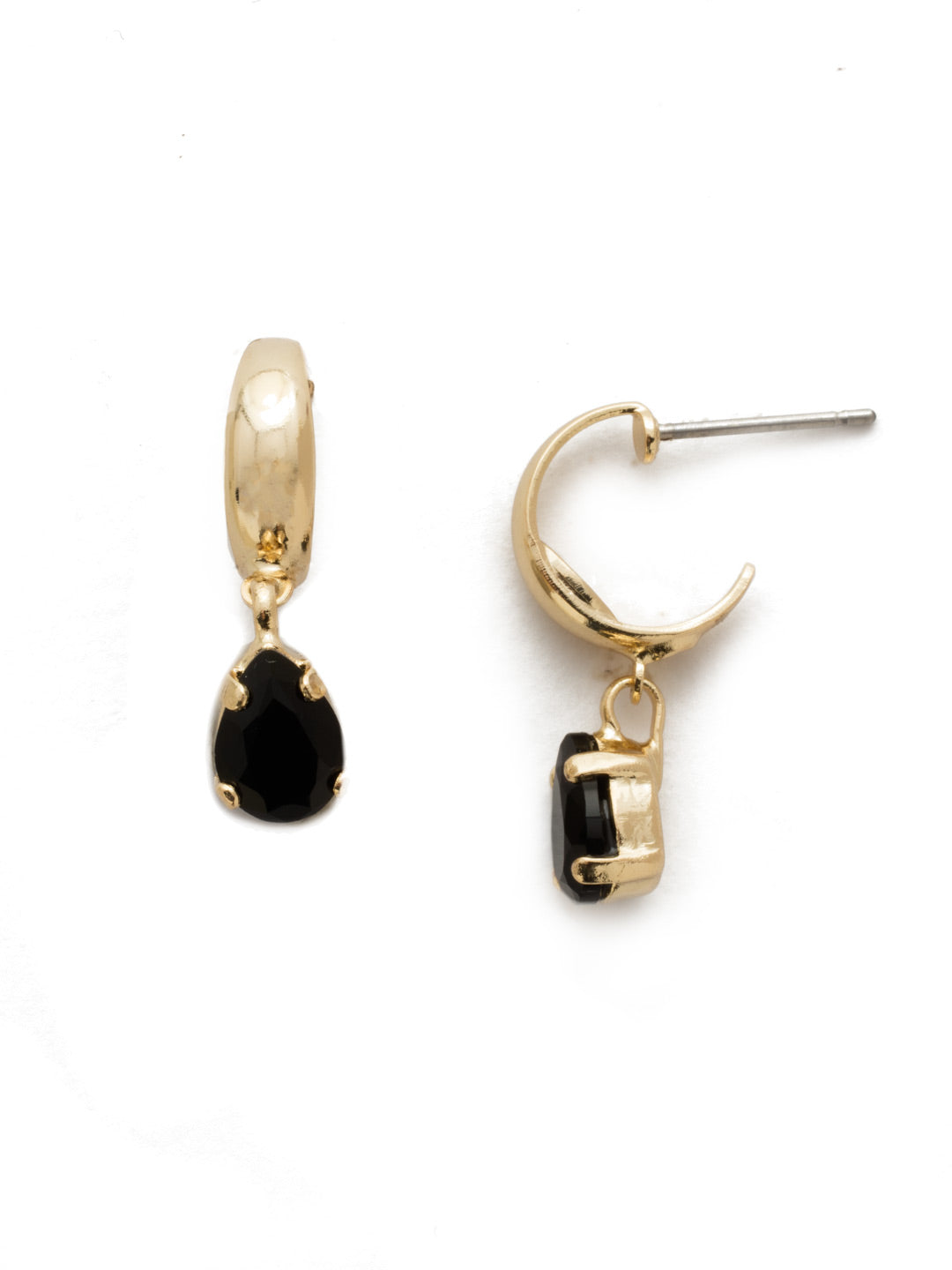 Oceane Dangle Earrings - EEF81BGJET