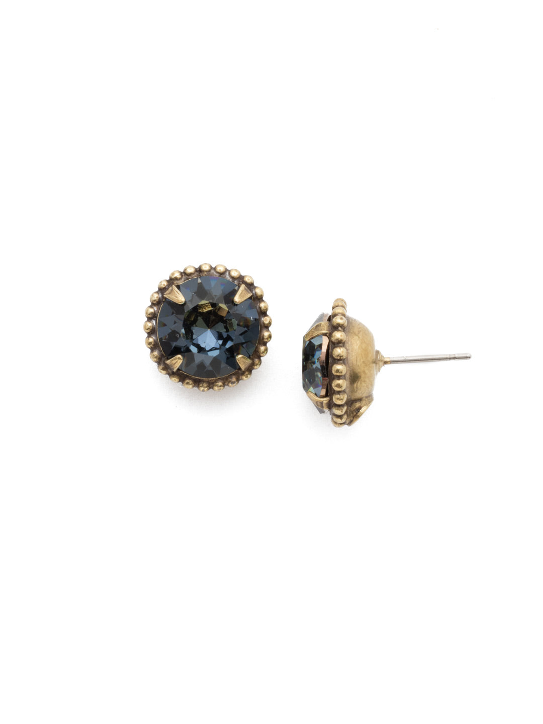 Soleil Stud Earrings - EEF94AGSDE