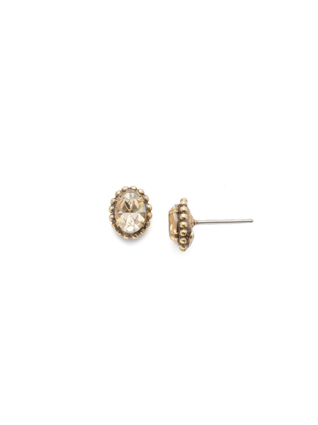 Maisie Stud Earrings - EEH11AGCCH