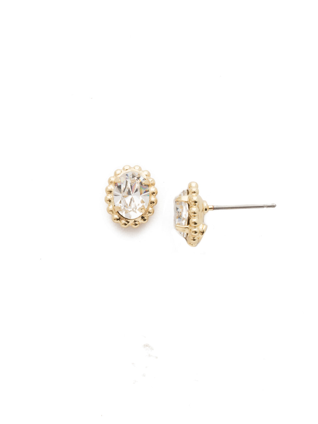 Maisie Stud Earrings - EEH11BGCRY