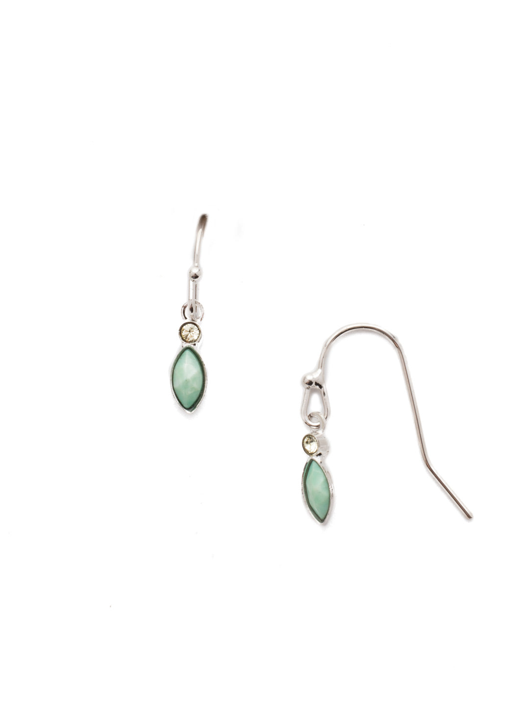 Seaglass French Wire Earring - EEH16RHTHT