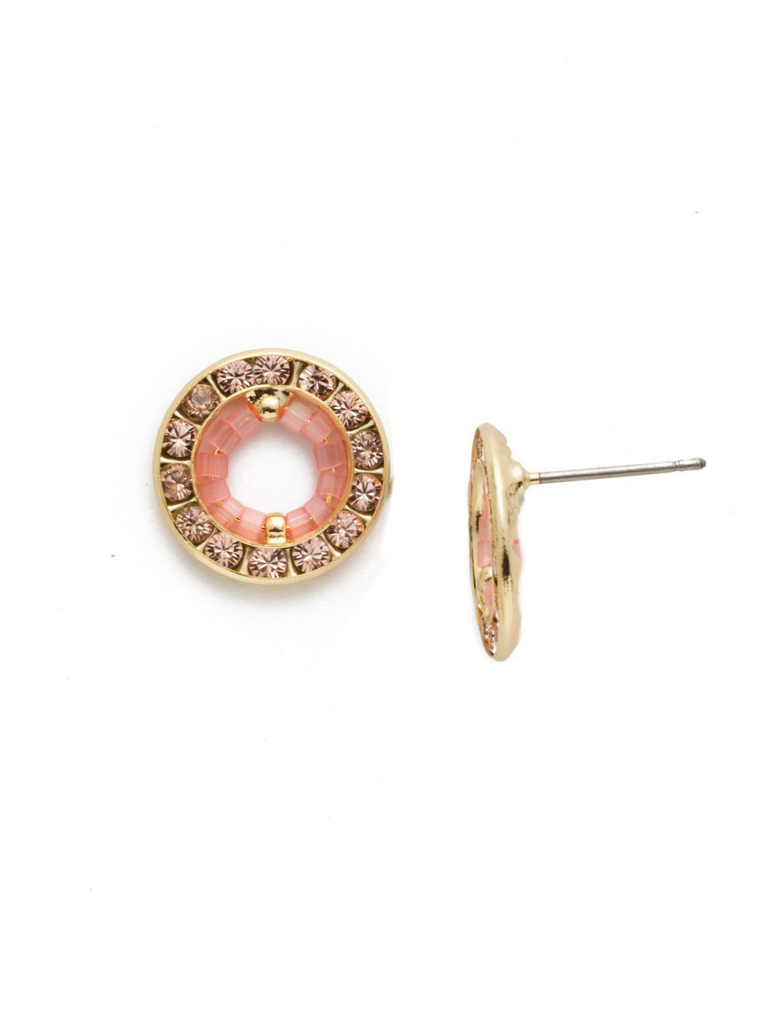 Fire & Ice Stud Earrings - EEH26BGISS
