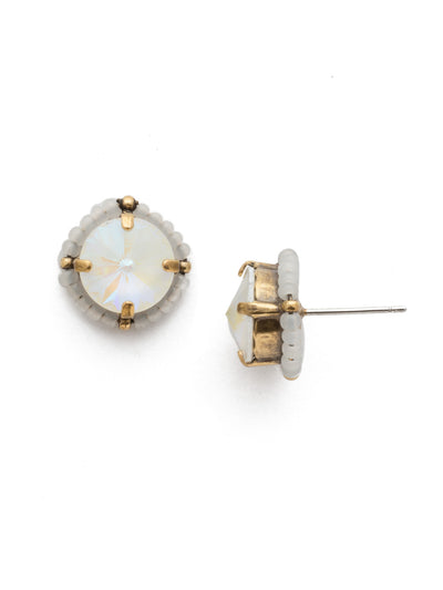 Aliana Stud Earrings - EEH7AGROB