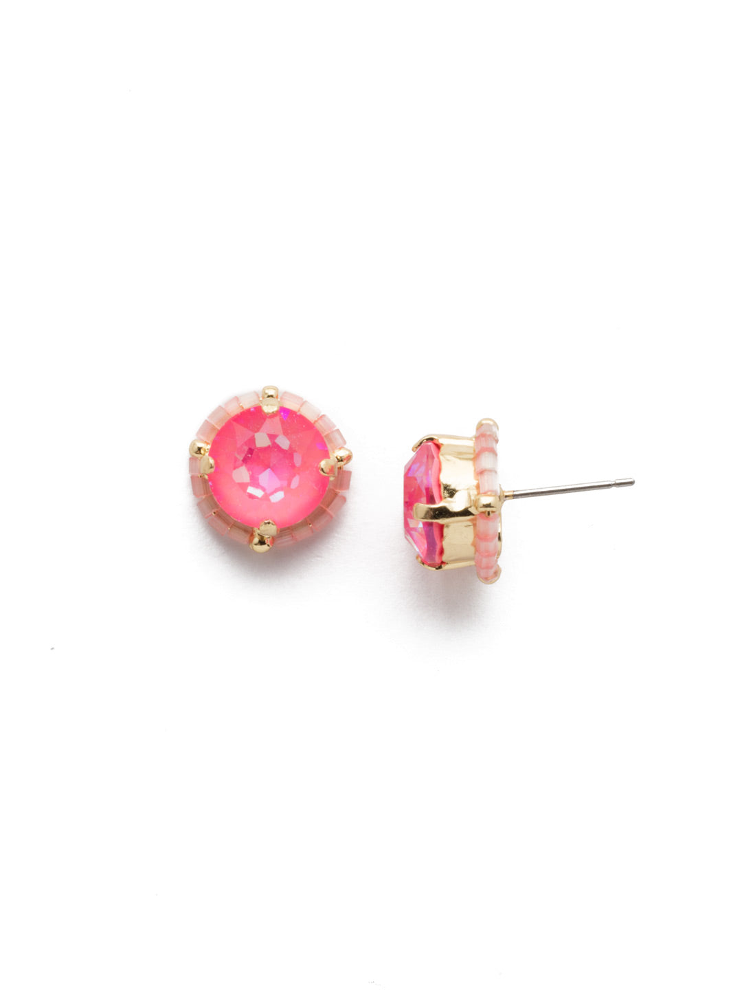 Aliana Stud Earrings - EEH7BGISS