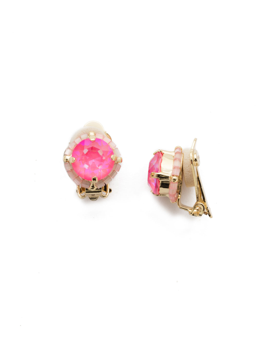 Aliana Clip On Earrings - EEH7CBGISS