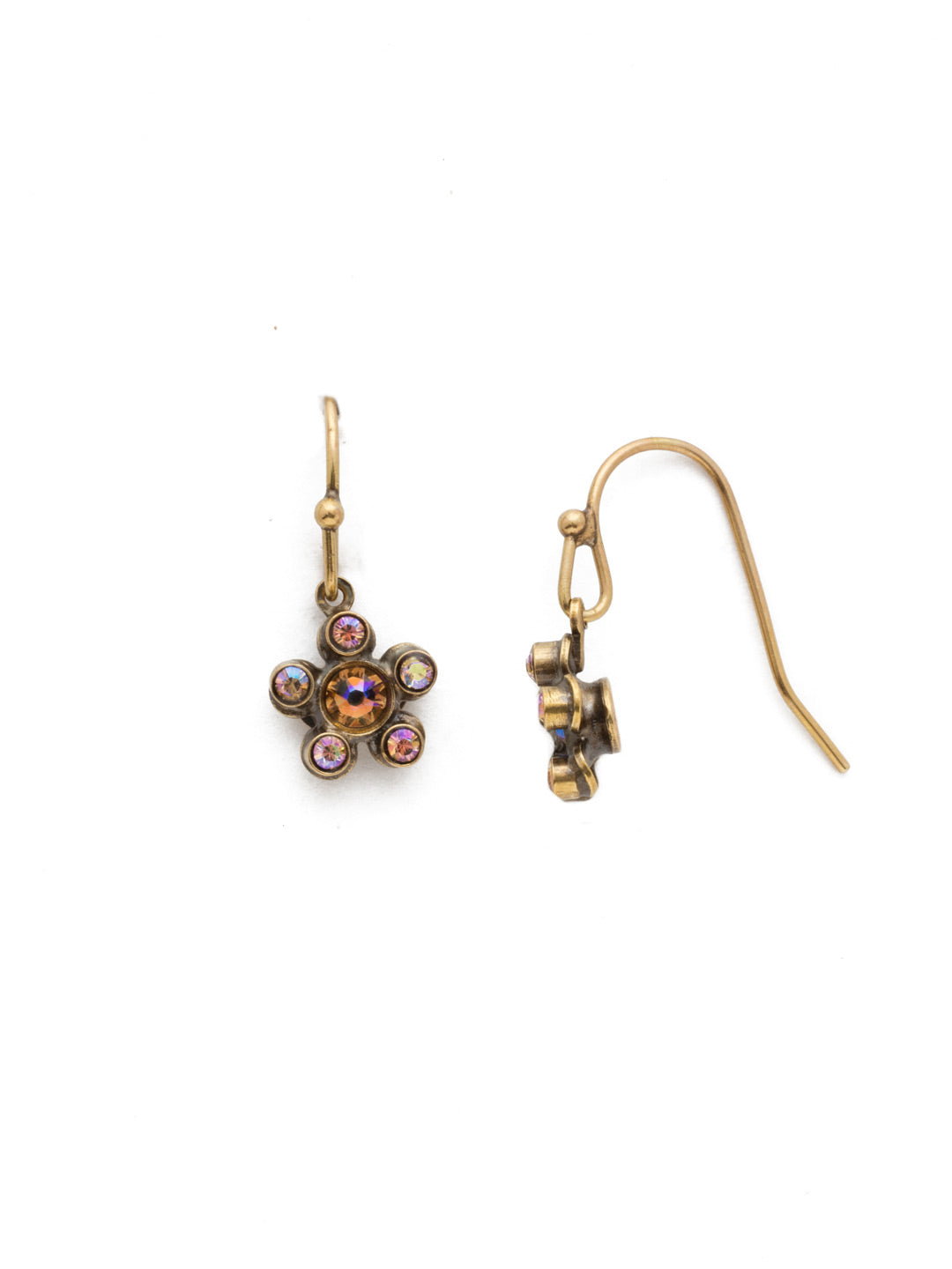 Lulu Dangle Earring - EEK10AGROB