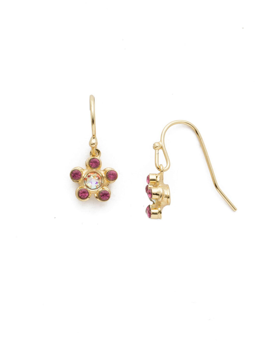Lulu Dangle Earring - EEK10BGISS