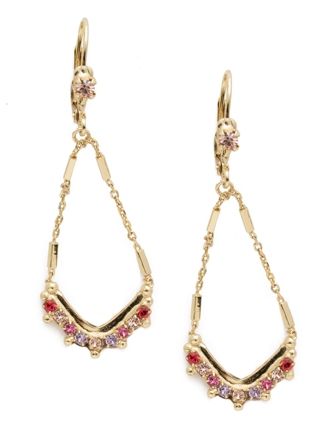 Antoinette Statement Earring - EEK12BGISS