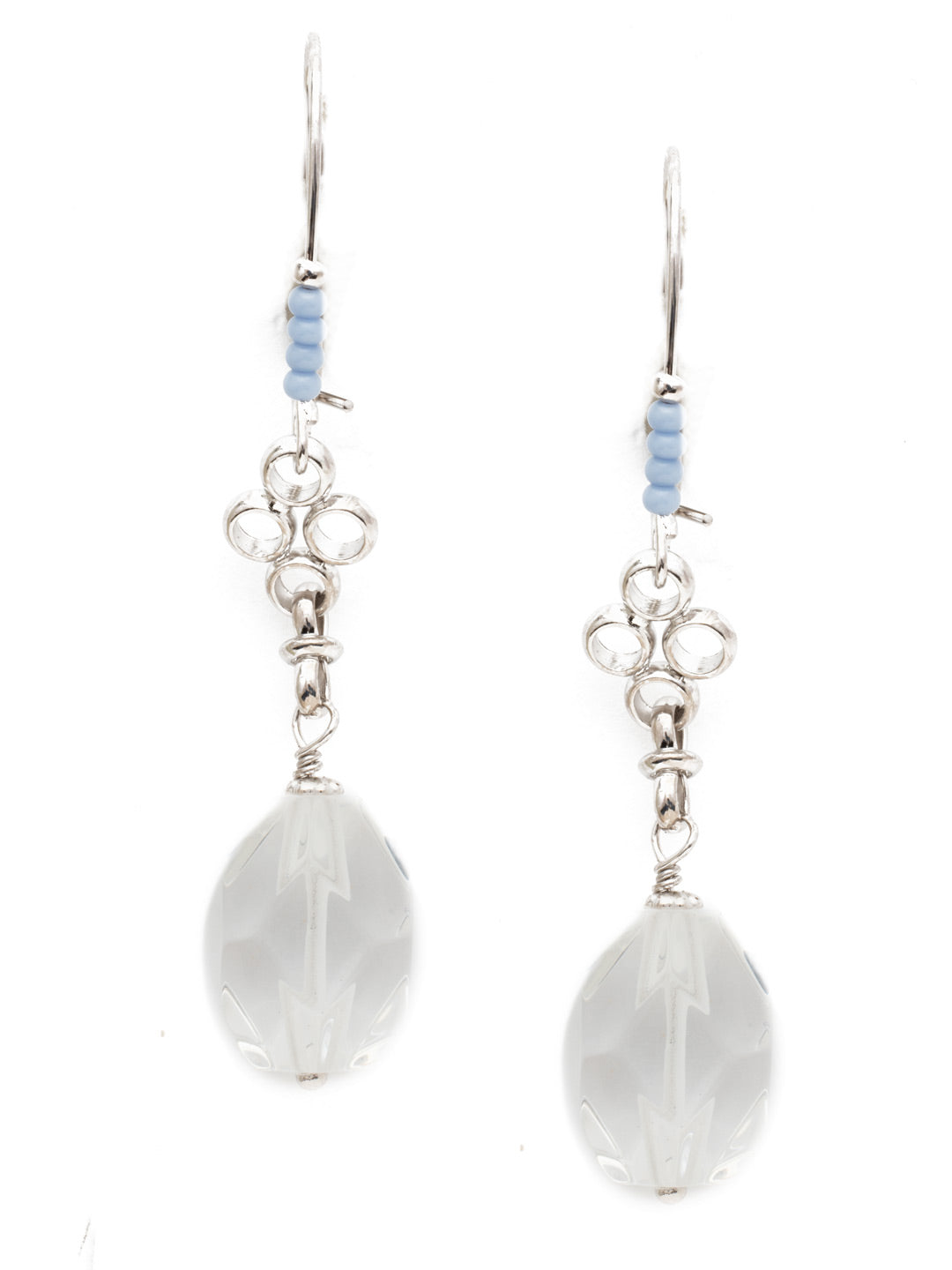 Vitrine Dangle Earring - EEK13RHSSU