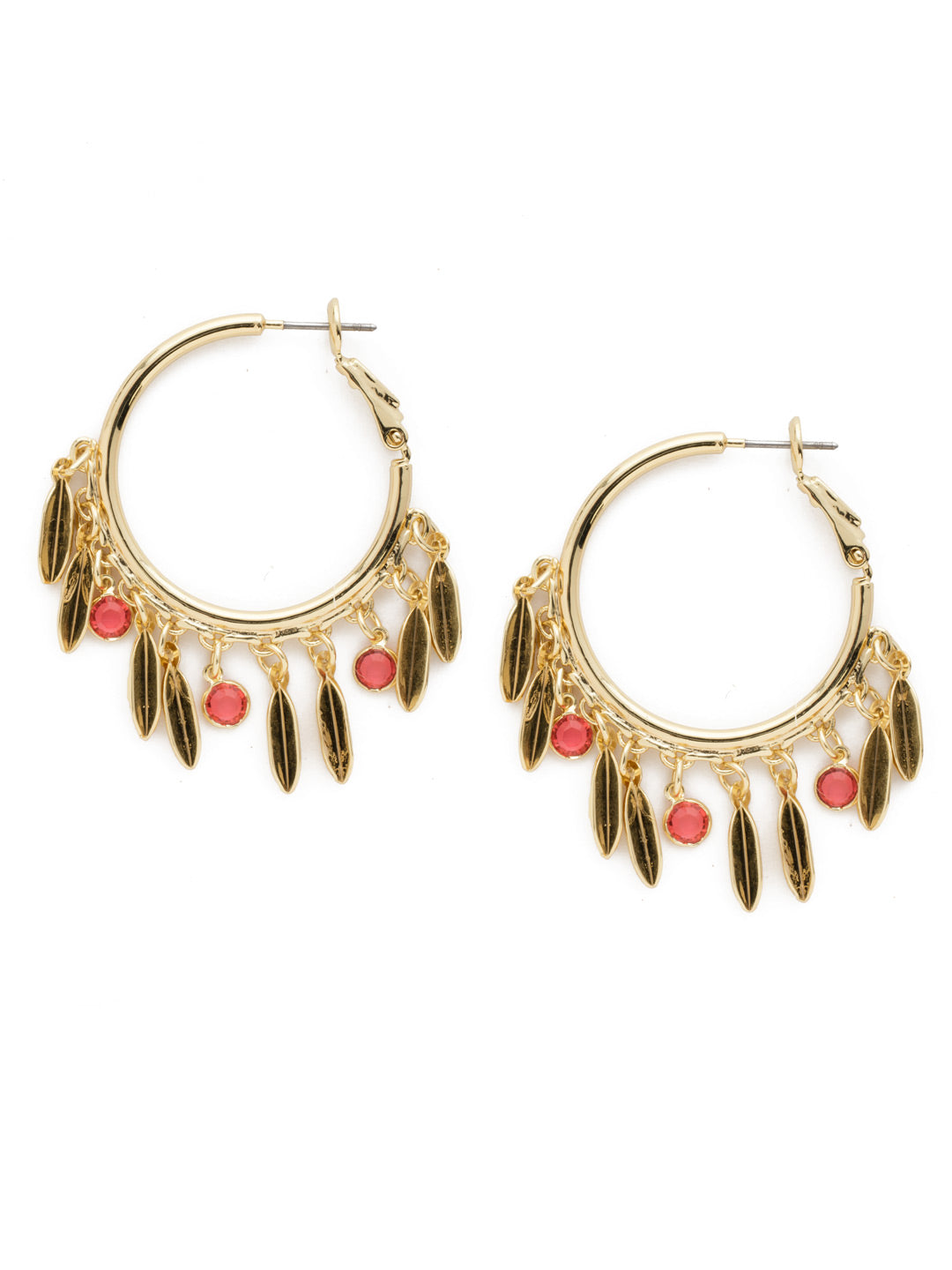 Carrington Hoop Earring - EEK35BGISS