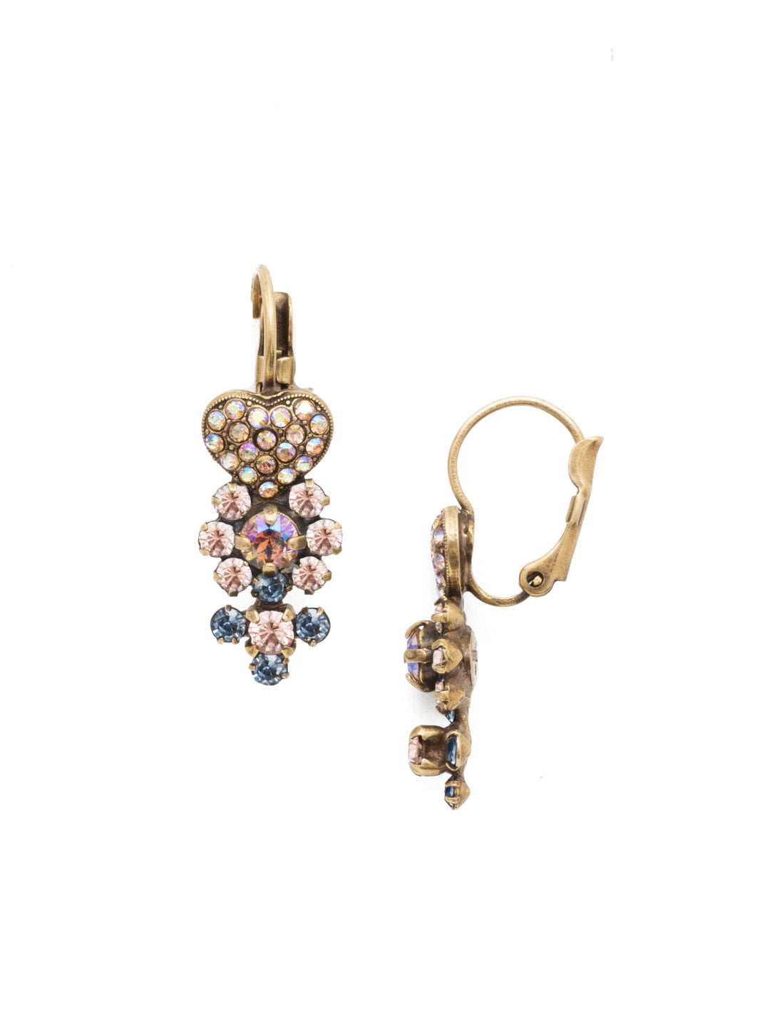 Karita Dangle Earrings - EEM8AGSDE