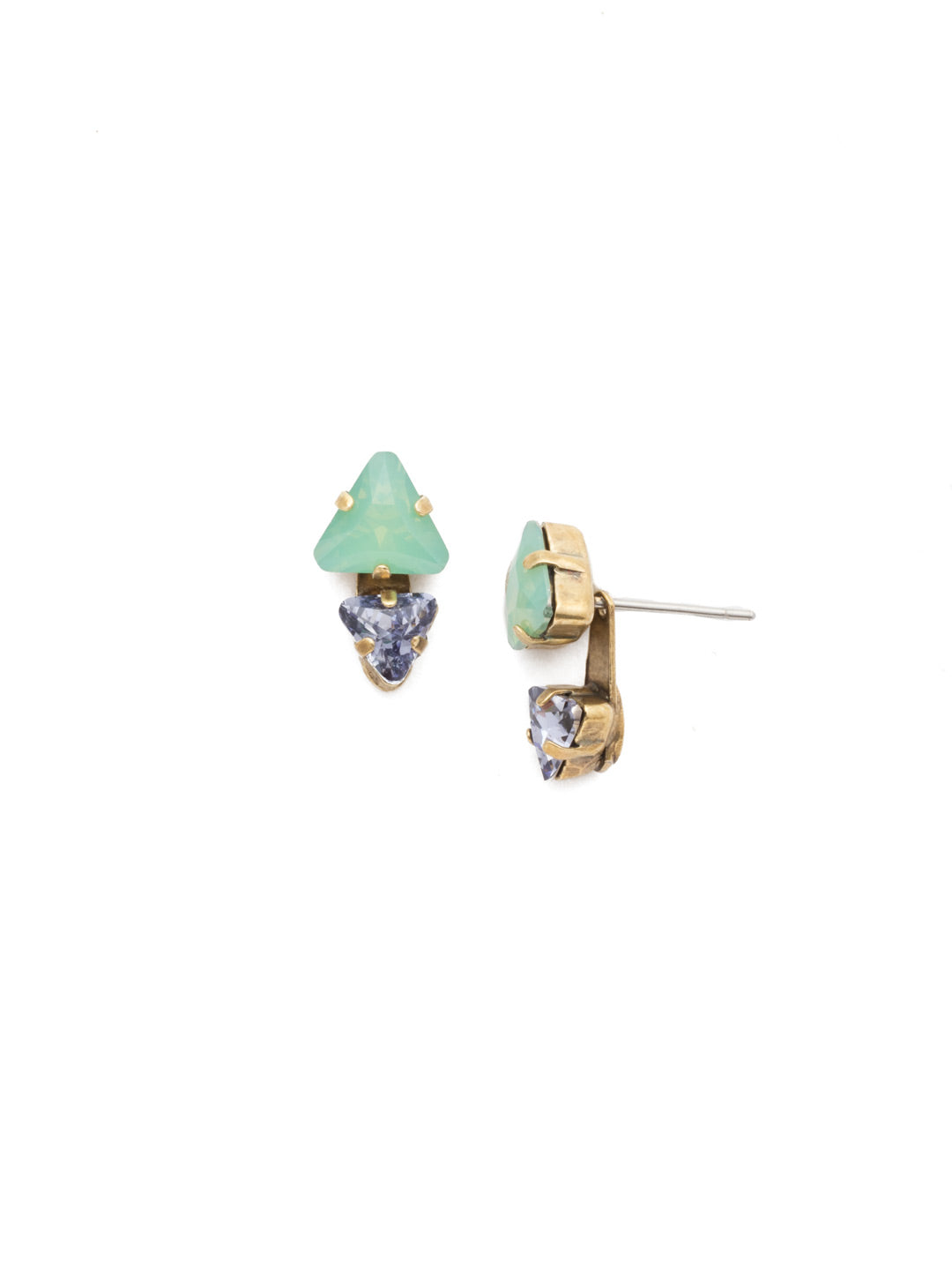 Emma Stud Earrings - EEN12AGIRB