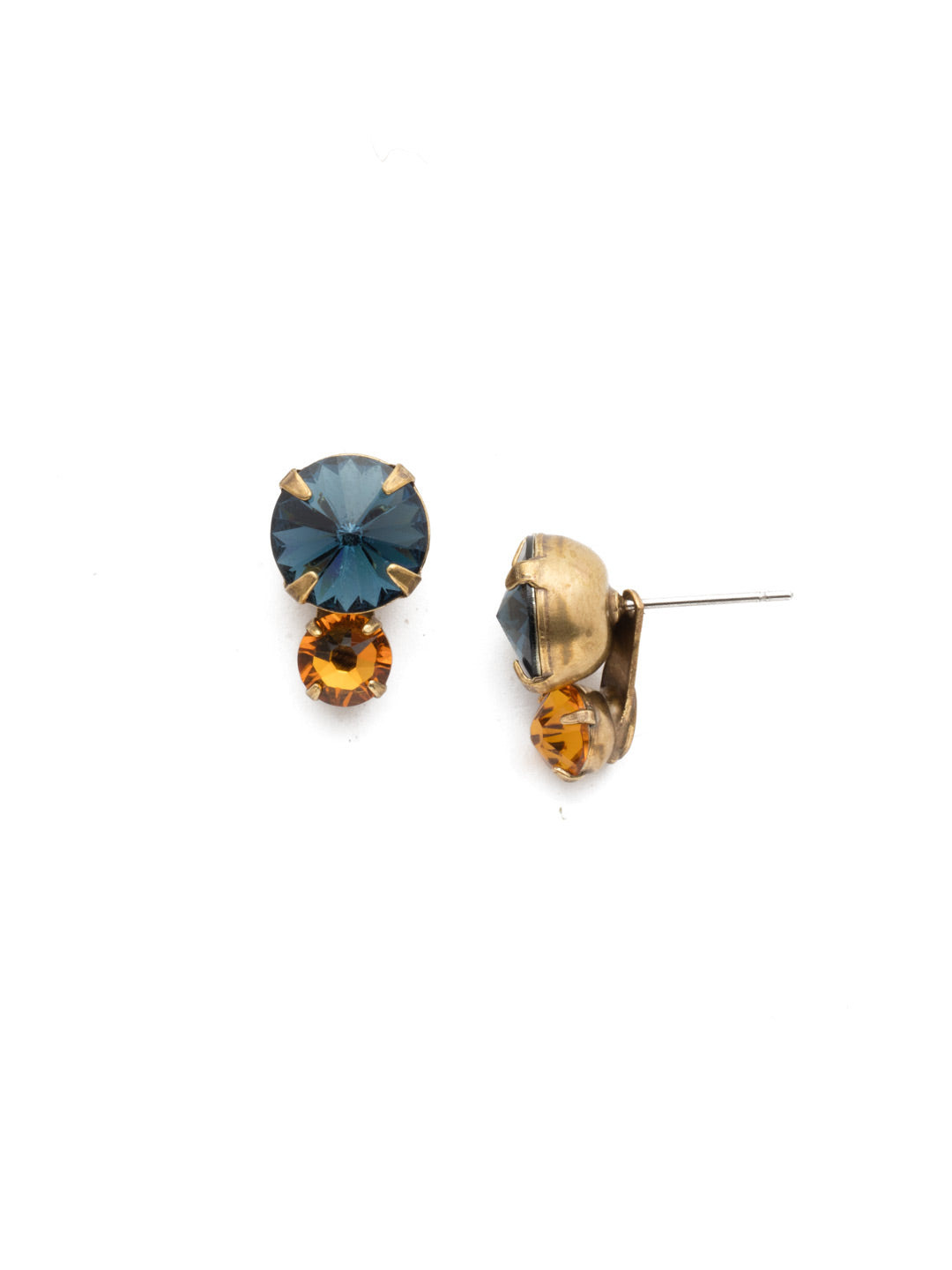 Emma Stud Earrings - EEN12AGLNA