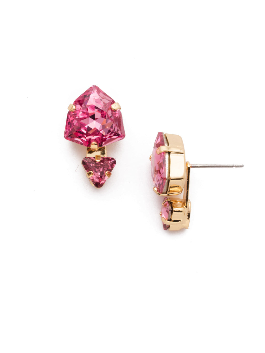 Emma Stud Earrings - EEN12BGBGA
