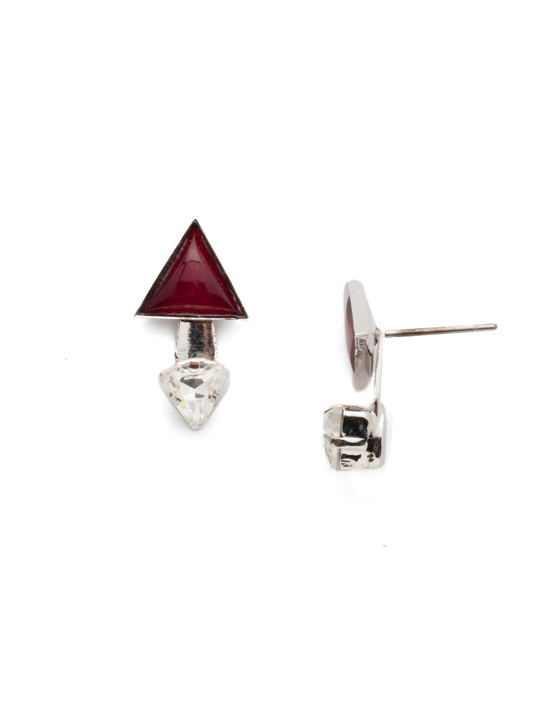Emma Stud Earrings - EEN12RHCP