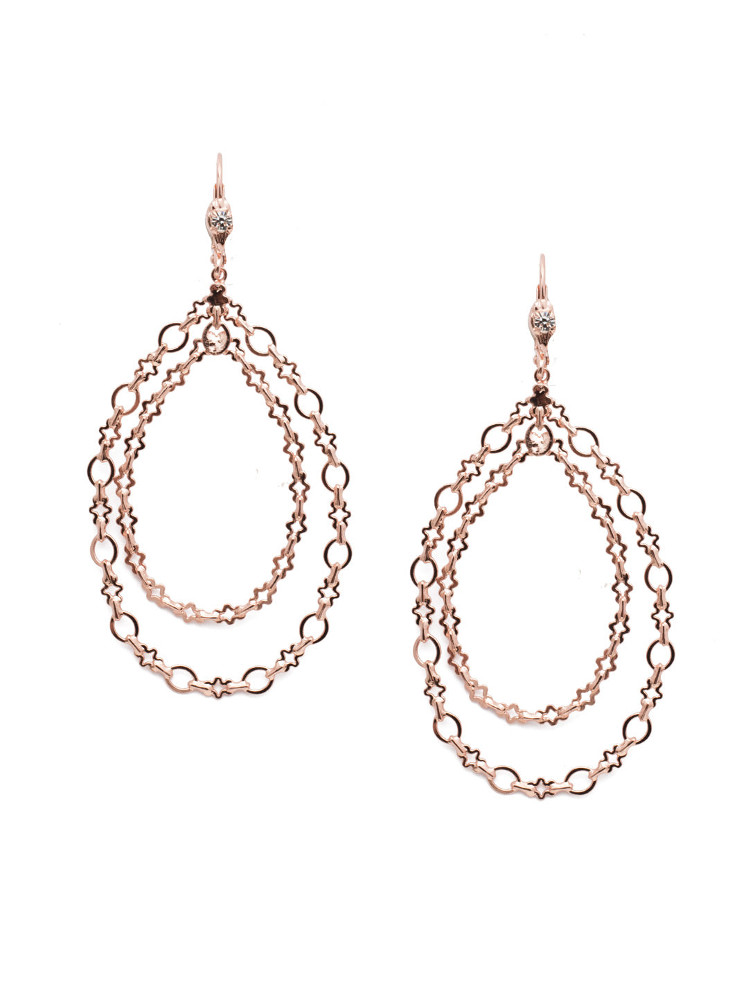 Samantha Statement Earrings - EEN15RGROG