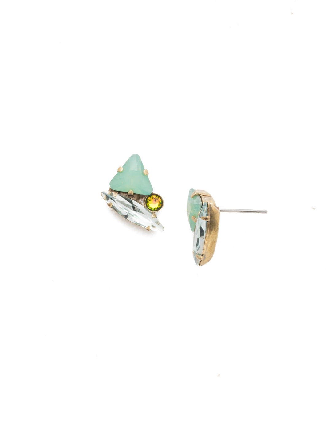 Lennox Stud Earrings - EEN16AGIRB
