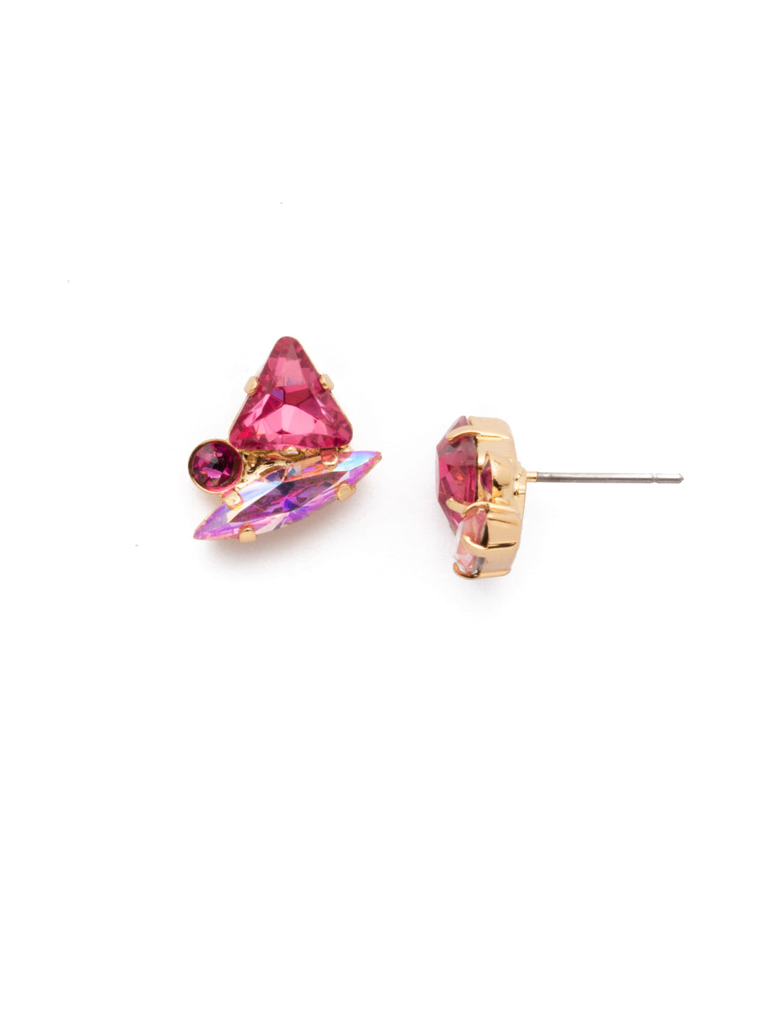Lennox Stud Earrings - EEN16BGBGA
