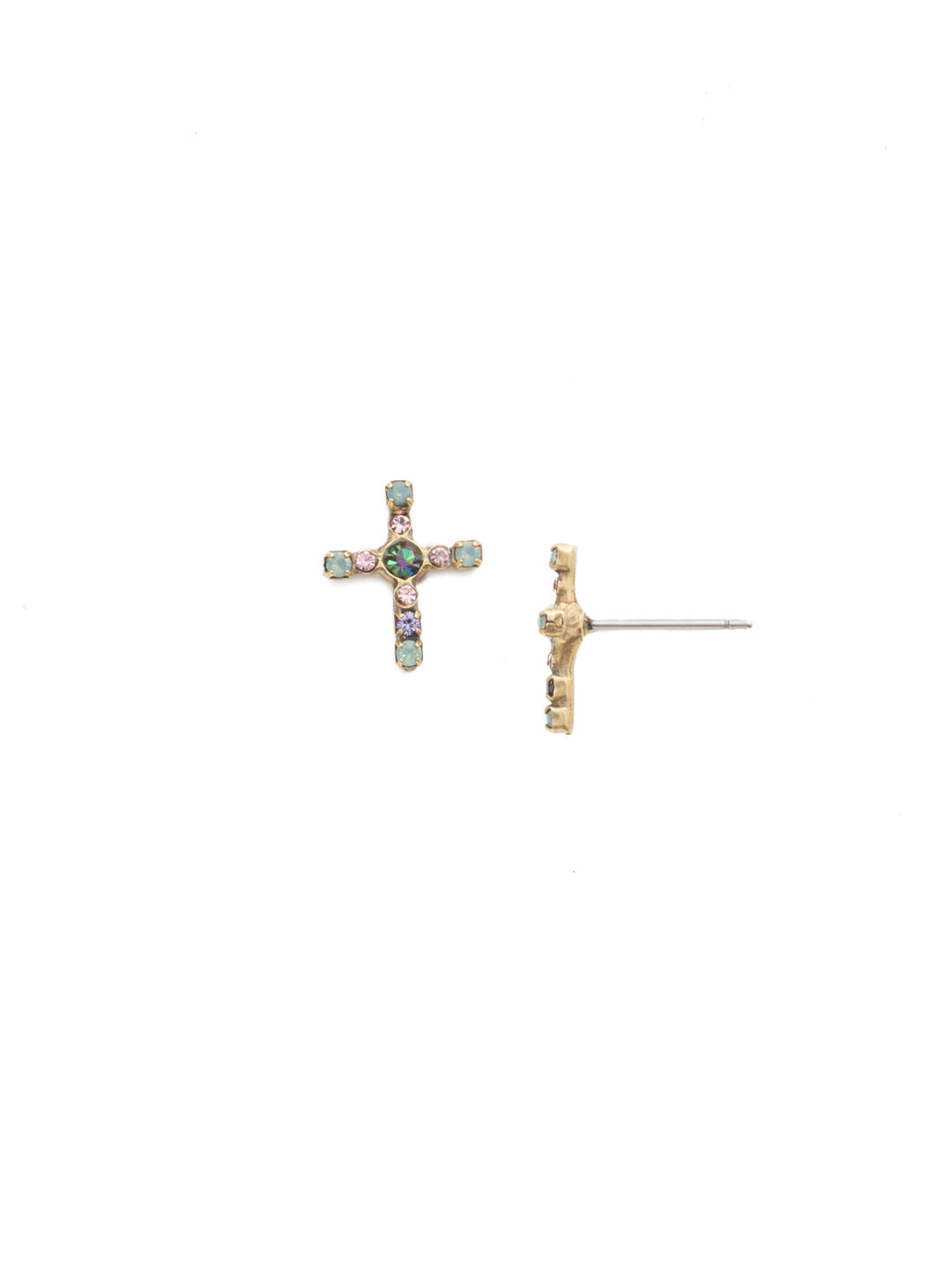 Miley Stud Earrings - EEN1AGIRB