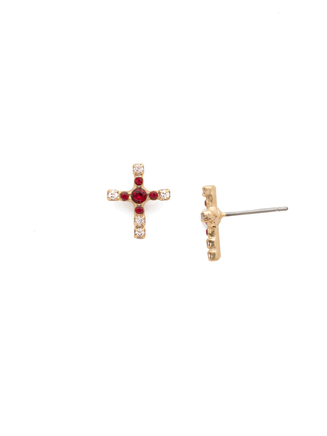 Miley Stud Earrings - EEN1BGSRC